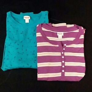 Mossimo Shirt Set